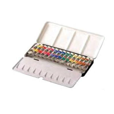 Old holland watercolour set - 15x6ml tubes in metal box
