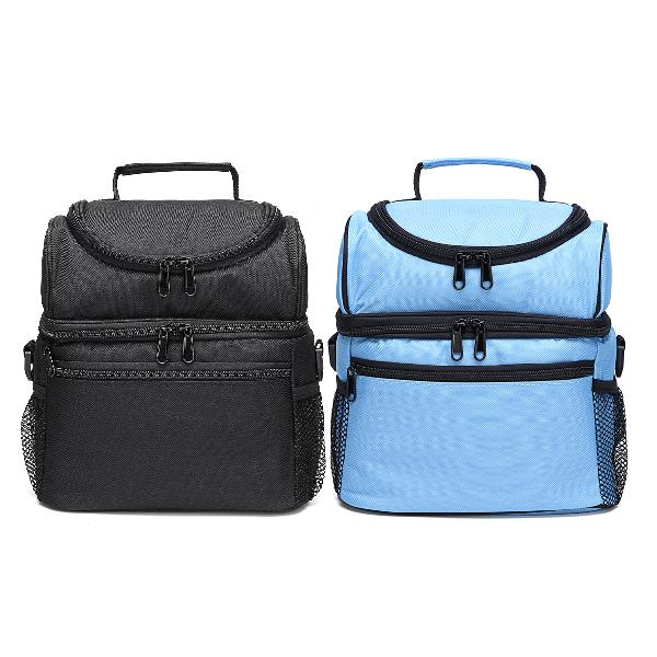 Waterproof insulated thermal cooler lunch box carry tote