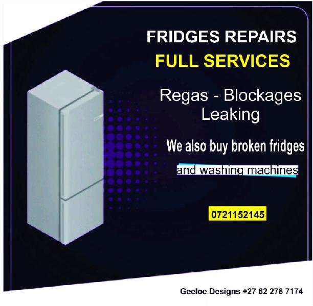 Fridges and freezers weekend special
