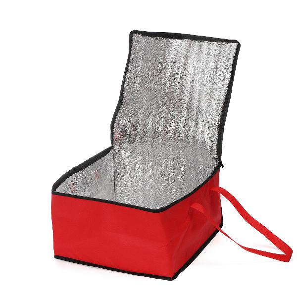 48x48x30cm reusable grocery bag thermal insulated cooler