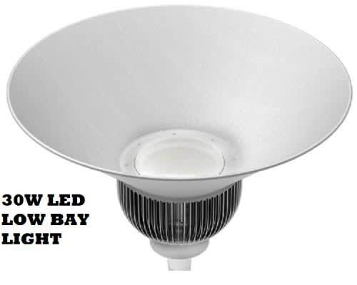 Led low bay lights / high bay lights: 30w 220v. collections