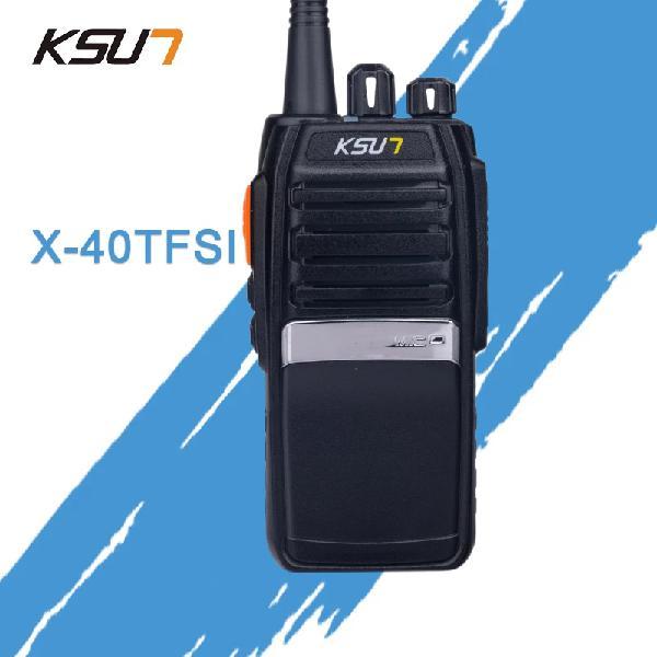 Ksun x-40 50km walkie talkie large capacity battery high