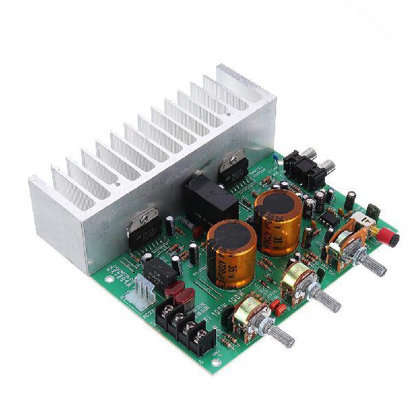 Tda7294 2.0 power amplifier 100w+100w high power amplifier