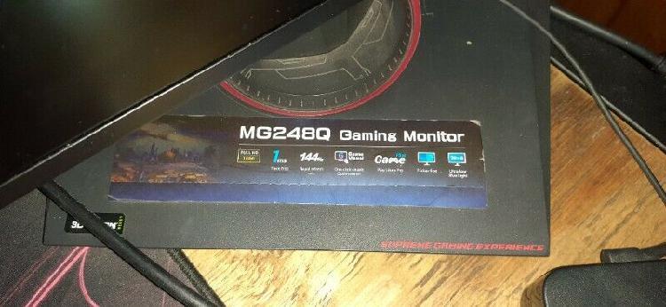 Asus MG248Q 144hz monitor