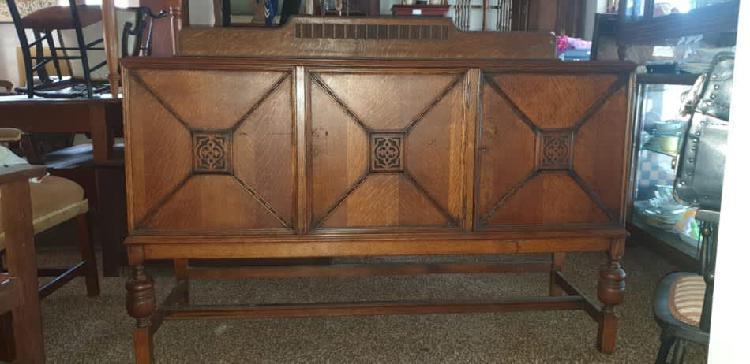 Bell webb original south african side board in oak