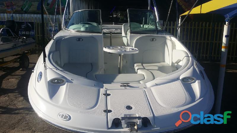 2009 Sensation 2400 Deck, 6.2L Mercruiser 14