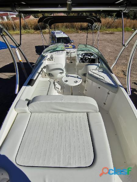 2009 Sensation 2400 Deck, 6.2L Mercruiser 12