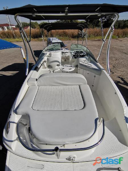 2009 Sensation 2400 Deck, 6.2L Mercruiser 11