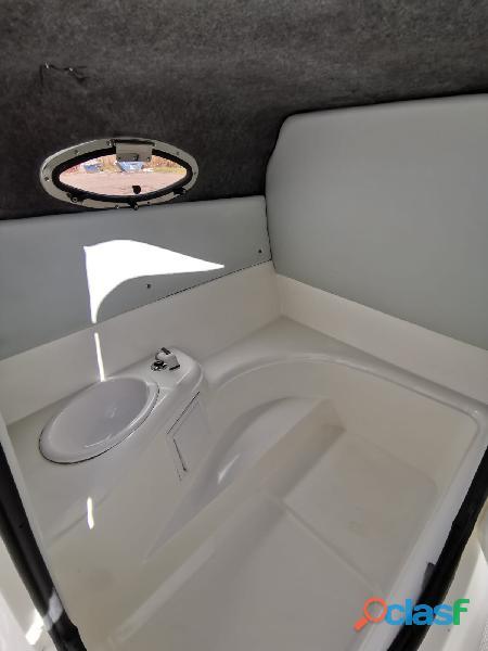 2009 Sensation 2400 Deck, 6.2L Mercruiser 5