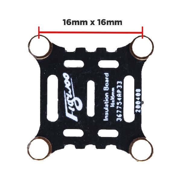 10 PCS Flywoo 16x16mm Insulation Board Short Circuit
