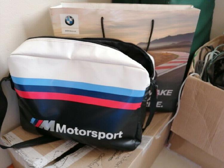 BMW M Motor sport bag