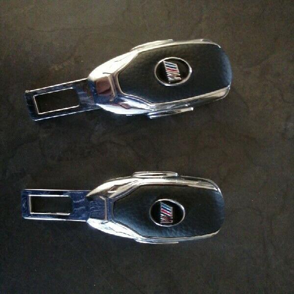 BMW M seat belt clips