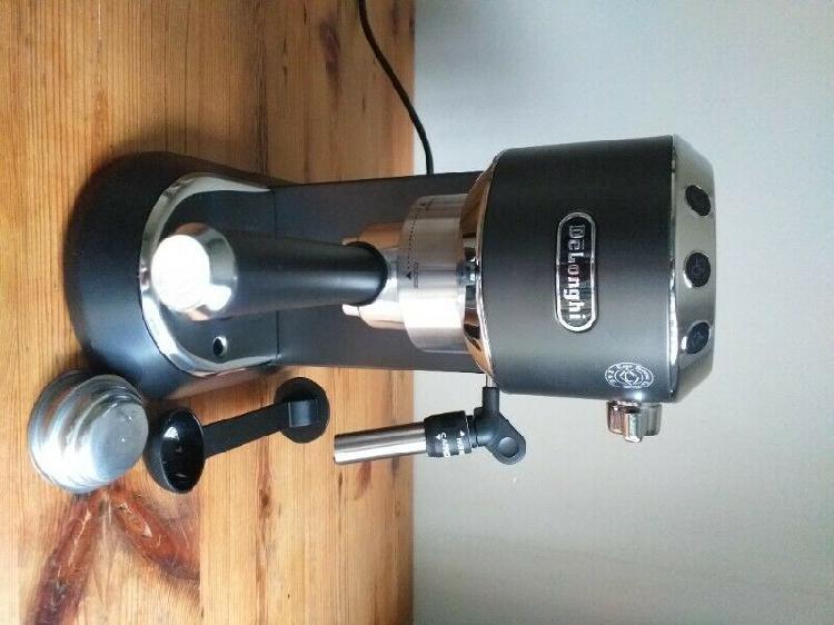 DeLonghi Dedica espresso and cappuccino maker