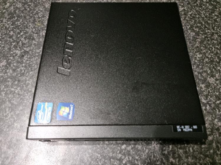 LENOVO THINKCENTRE TINY PC (M72e)