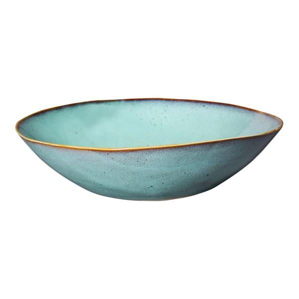 Mervyn Gers Large Glazed Stoneware Serving Bowl, 30cm