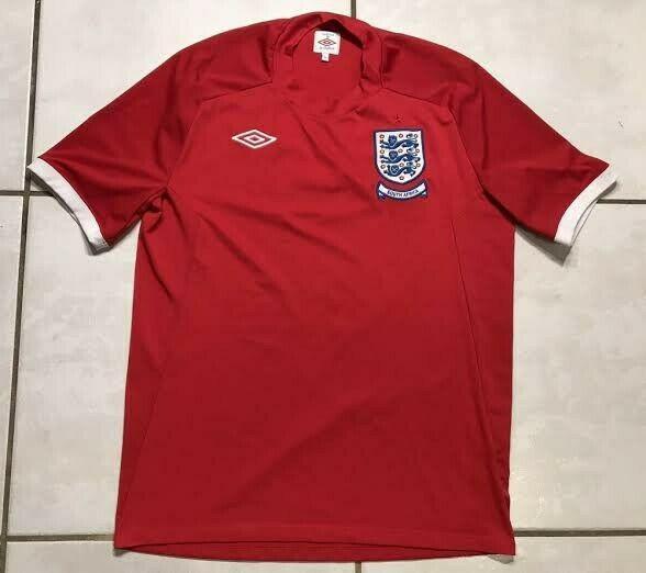 Original Umbro England soccer t/shirt