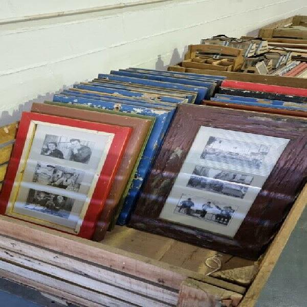 Picture frames sold out of hand