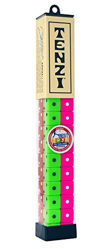 Tenzi dice party game a fun fast frenzy for the whole family