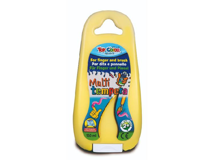 Toy Color - Ready Mix Finger Paint - Superwashable - 1000ml