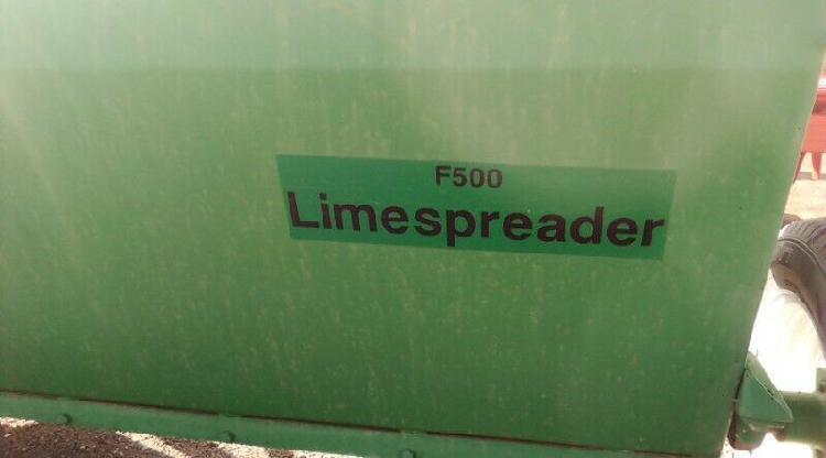Falcon f500 kalk strooier / falcon f500 lime spreadeer