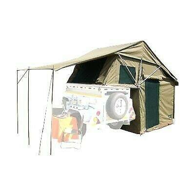 Tentco trailer tent