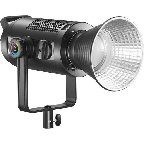 Godox sz150r rgb bi-color zoomable led light