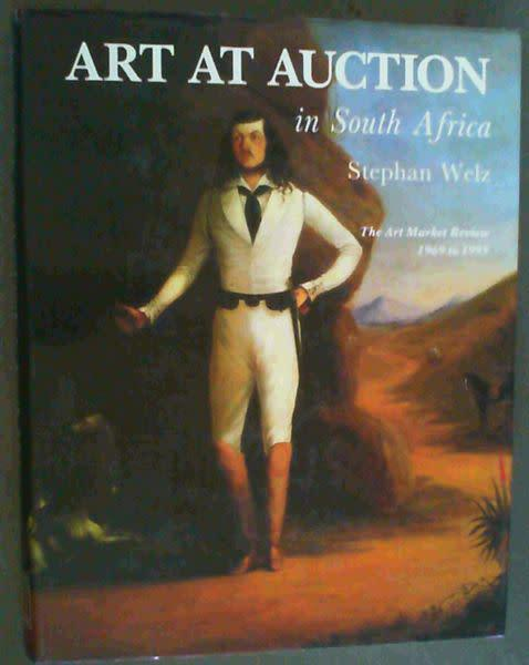 Art at auction in south africa by stephan welz the art