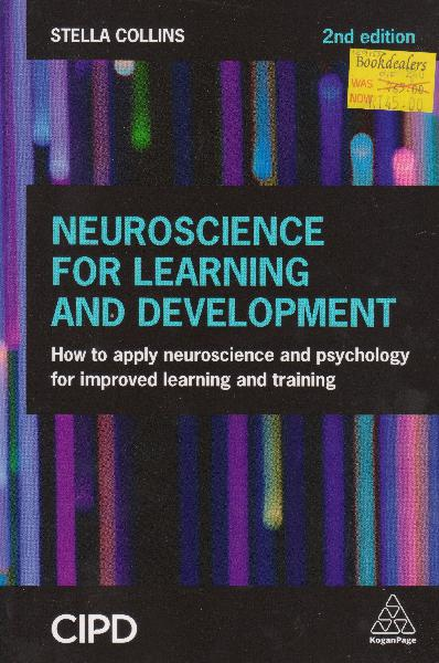 Neuroscience for learning and development | stella collins