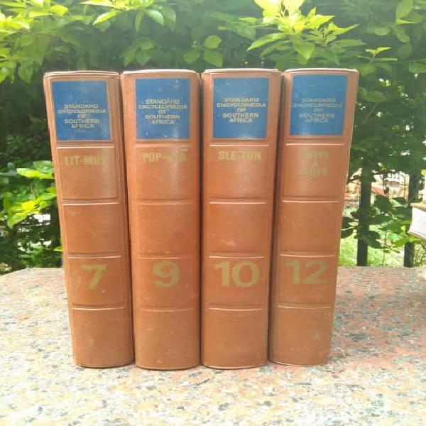 Standard encyclopedia of southern africa = sesa - volume 9 -