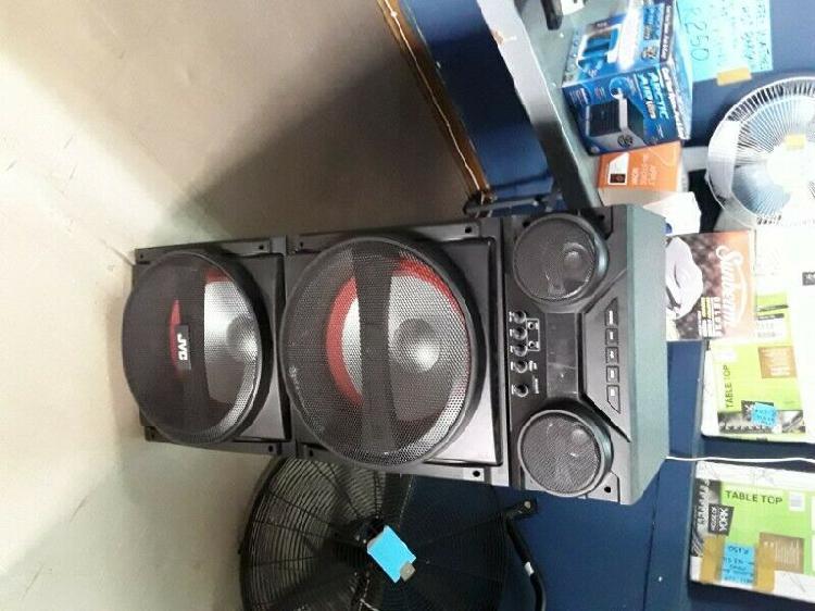 Jvc single bt speaker on special!!