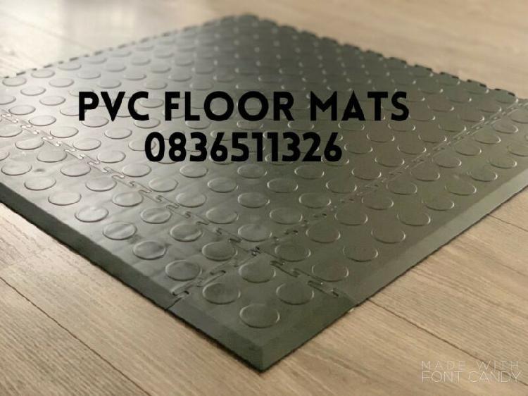 Locally made pvc floor mats