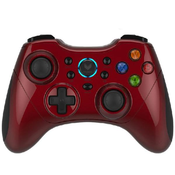 Rapoo v600s gaming-level wireless vibrating game controller