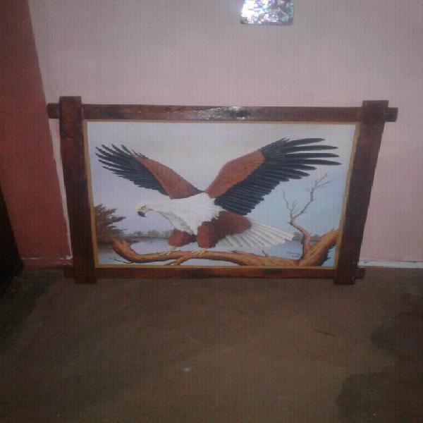 Eagle portret