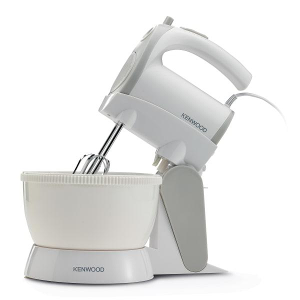 Kenwood 300w hand mixer with attachable bowl