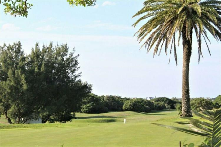 On the golf course - prime north facing property!