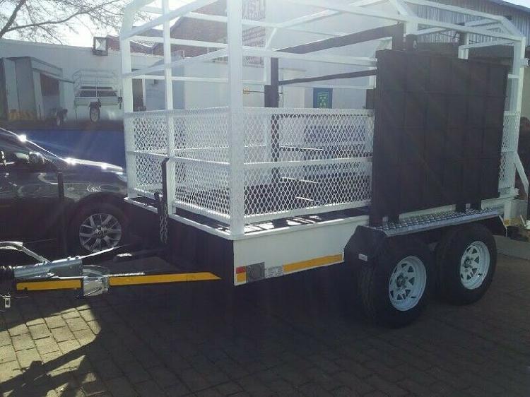 3m cattle trailer