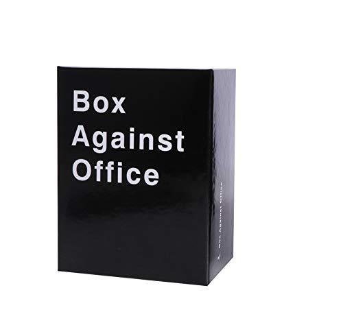 Box against the office games with cards party game...