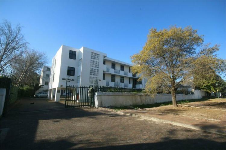 Apartment in central stellenbosch