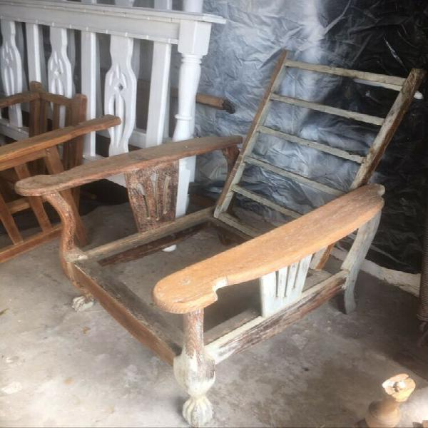 Antique morris chair