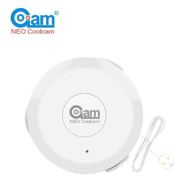 Neo coolcam z wave flood water leak alarm sensor water