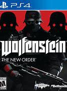 Wolfenstein the new order ps4 - mint condition / re-sealed -