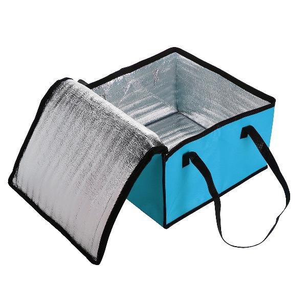 12inch insulated food delivery bag waterproof delivery bag