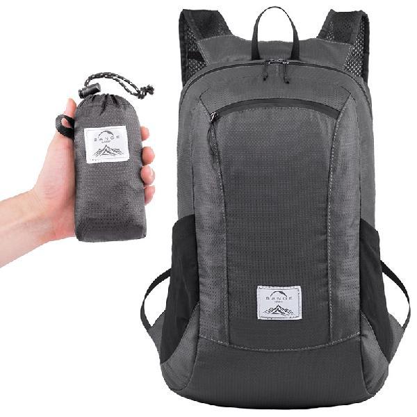 Bange bg-1920 portable 20l folding camping hiking backpack