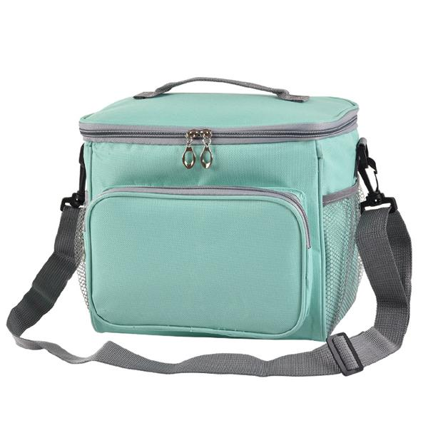 Outdoor picnic bag waterproof insulated thermal cooler lunch