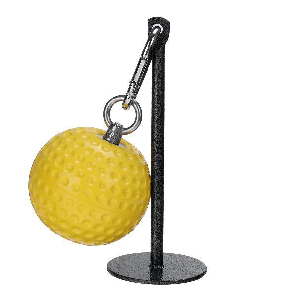 Weight lifting dumbbell bracket rack fitness grip ball