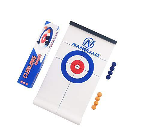 Nansuao family games for adults & kids-curling game best