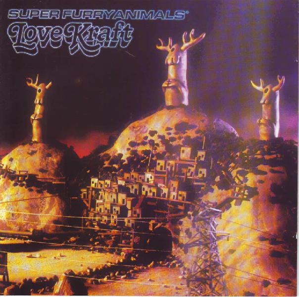 Super furry animals - love kraft (cd) rtradcd253 (free bulk