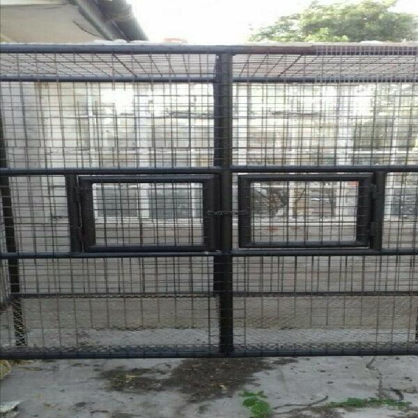 Very large bird cage