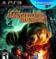 Cabelas dangerous hunts 2011 (ps3) - good condition !!! -