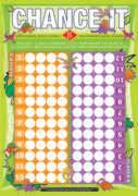 Galactic maths magic board games -- game 8ip: chance it